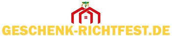 Geschenk-Richtfest.de finden Sie das perfekte Geschenk zum Richtfest Logo